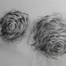 Zeichnung / Mischtechnik